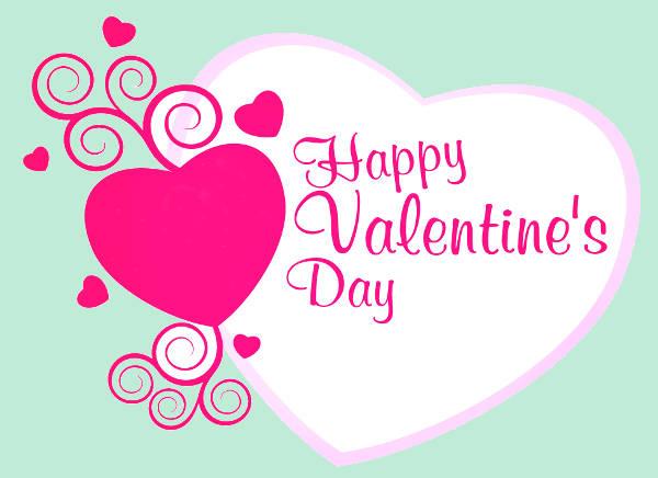 Valentines Day Hearts Clip Art