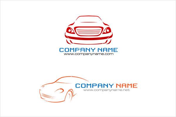 Vector Car Logo Design