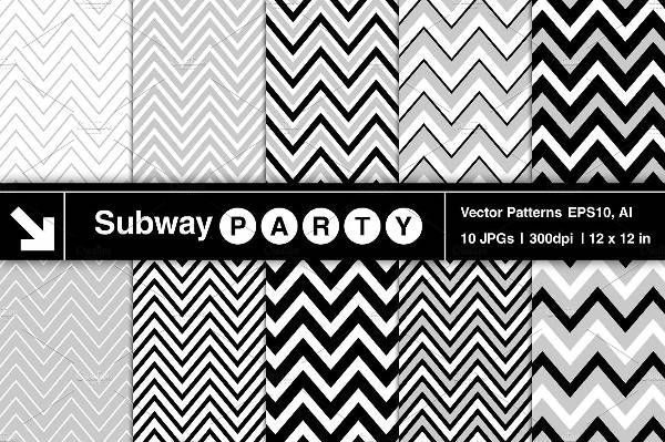 vector chevron pattern