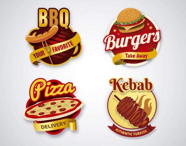 Vector Fastfood Logo