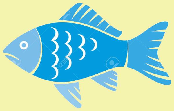 Vector Fish Silhouette