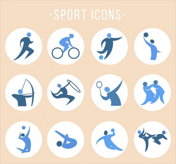 Vector Sports Icons