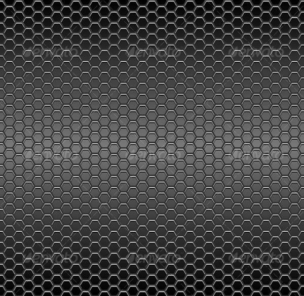 Vector Steel Texture