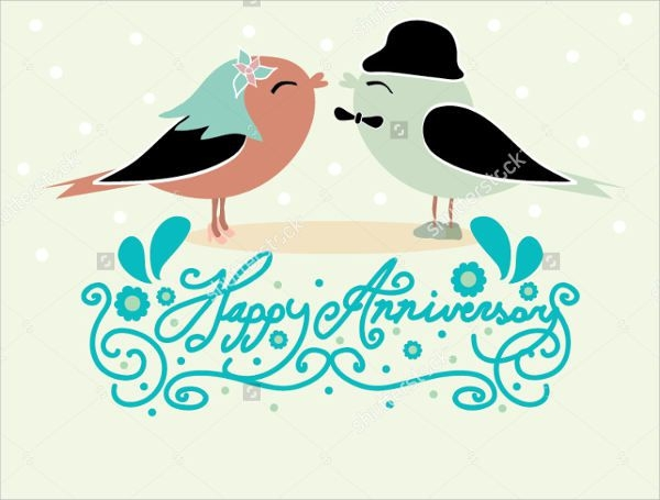 Wedding Anniversary Card for Husband