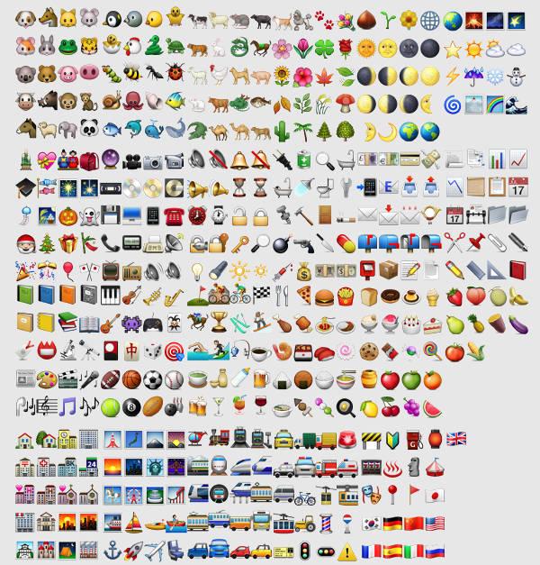 Whatsapp Emoji Design