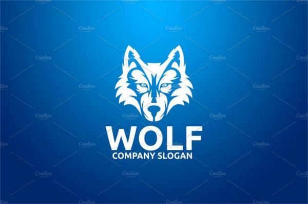Wolf Business Logo