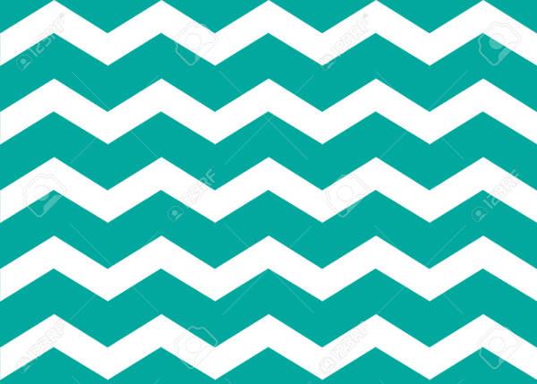 Zig Zag Background Pattern