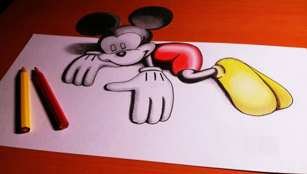 9 Mickey Mouse Drawings Jpg Download
