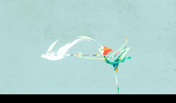Magical Pearl Character Design