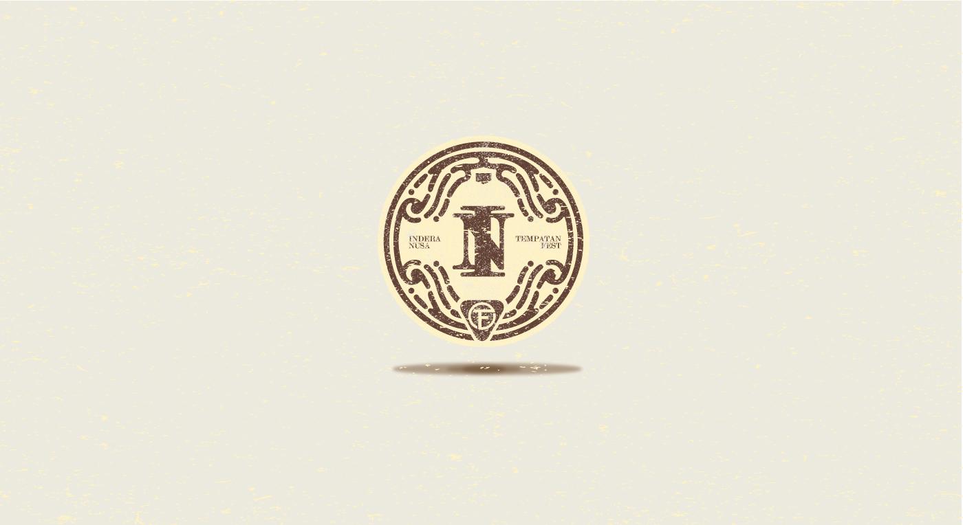 Logofest Emblem Logo