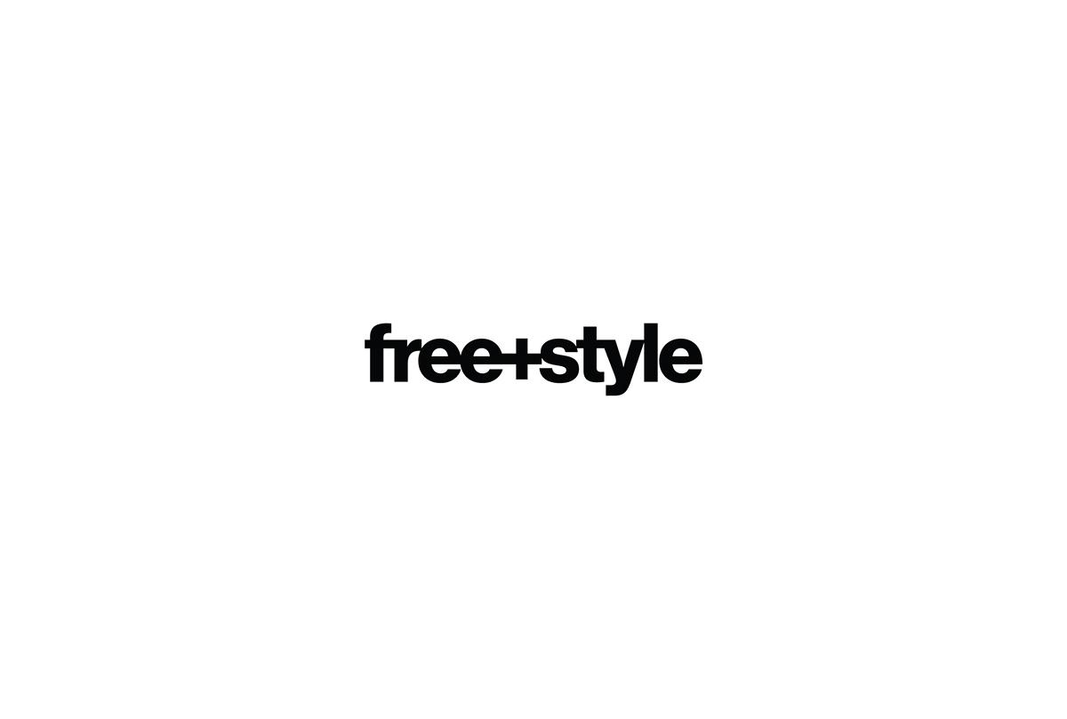 Free+Style Wordmark Logo