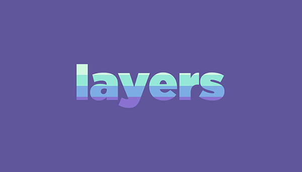 Clever Layers Wordmark Logo