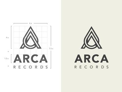 Arca Combination Logo