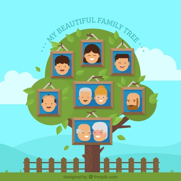 My Beautiful Family Tree