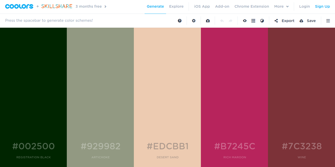 5+ Color Design Tools to Color Your Brand