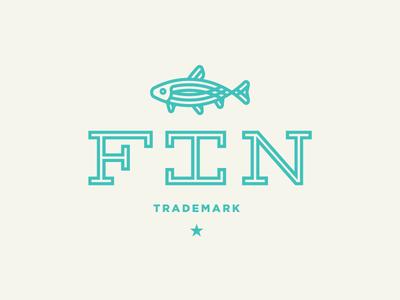 Fin Combination Logo
