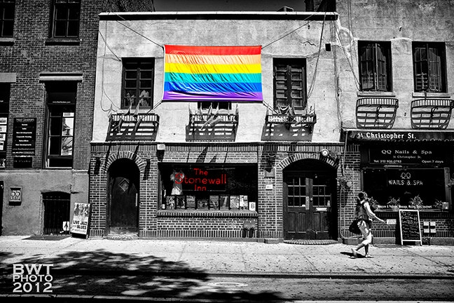 Stonewall Inn Pride Background