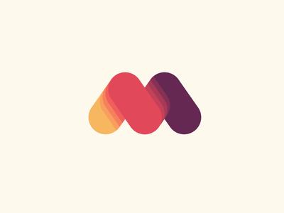 Motion Lettermark Logo