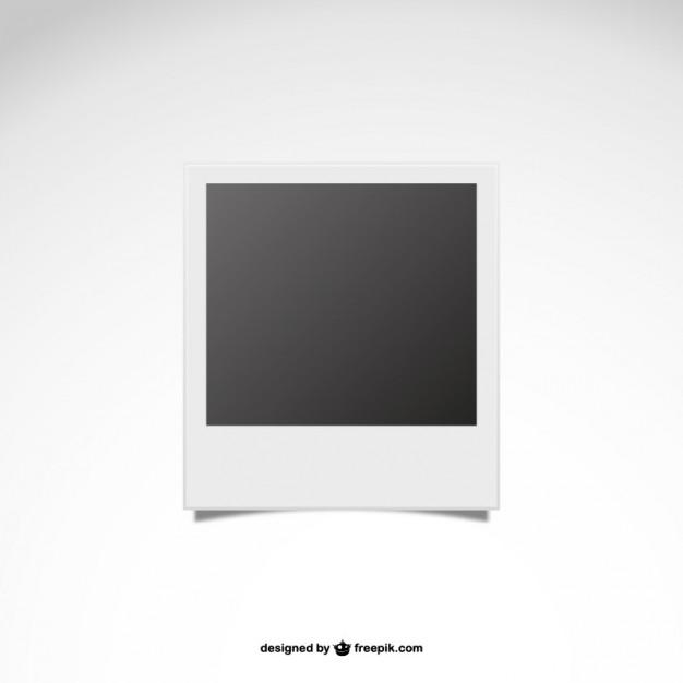 polaroid mock up