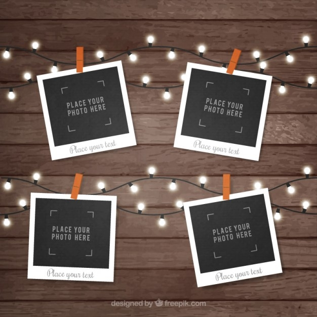 5  polaroid photo frames for father u0026 39 s day