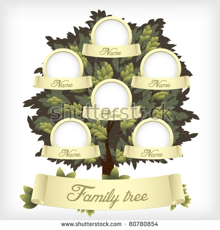 Beautiful Family Tree