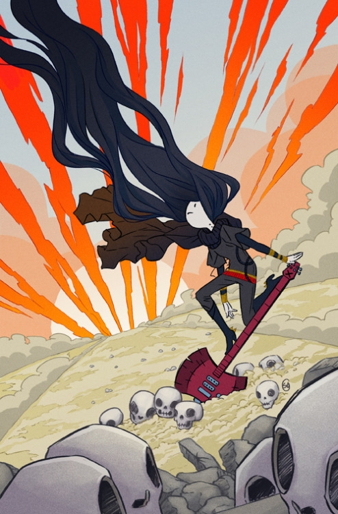 Marceline, the Vampire Princess