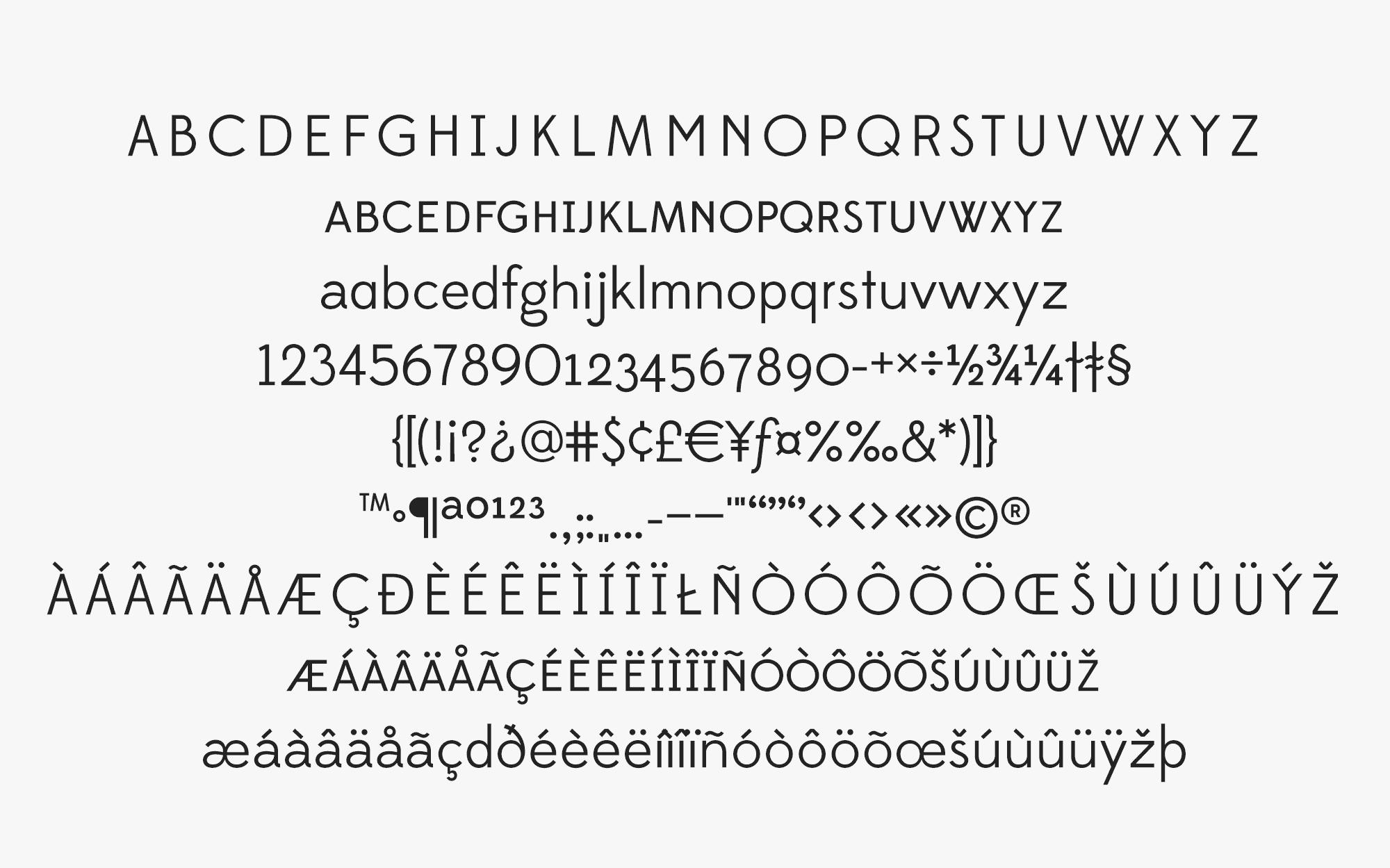 Edmondsans Font