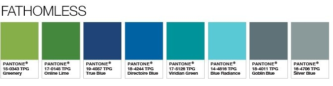 Pantone Color Pairings