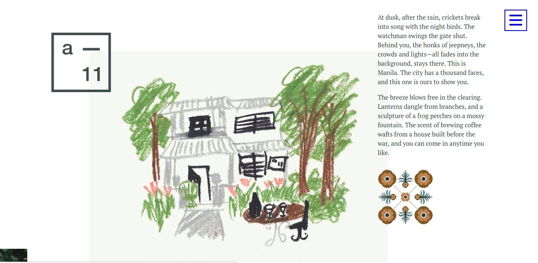 Artellano 11 Website & Design Portfolio