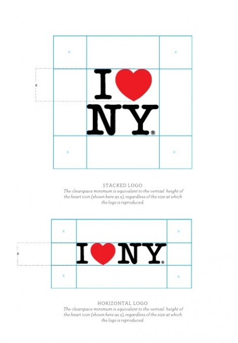 I Love New York Brand Guidelines