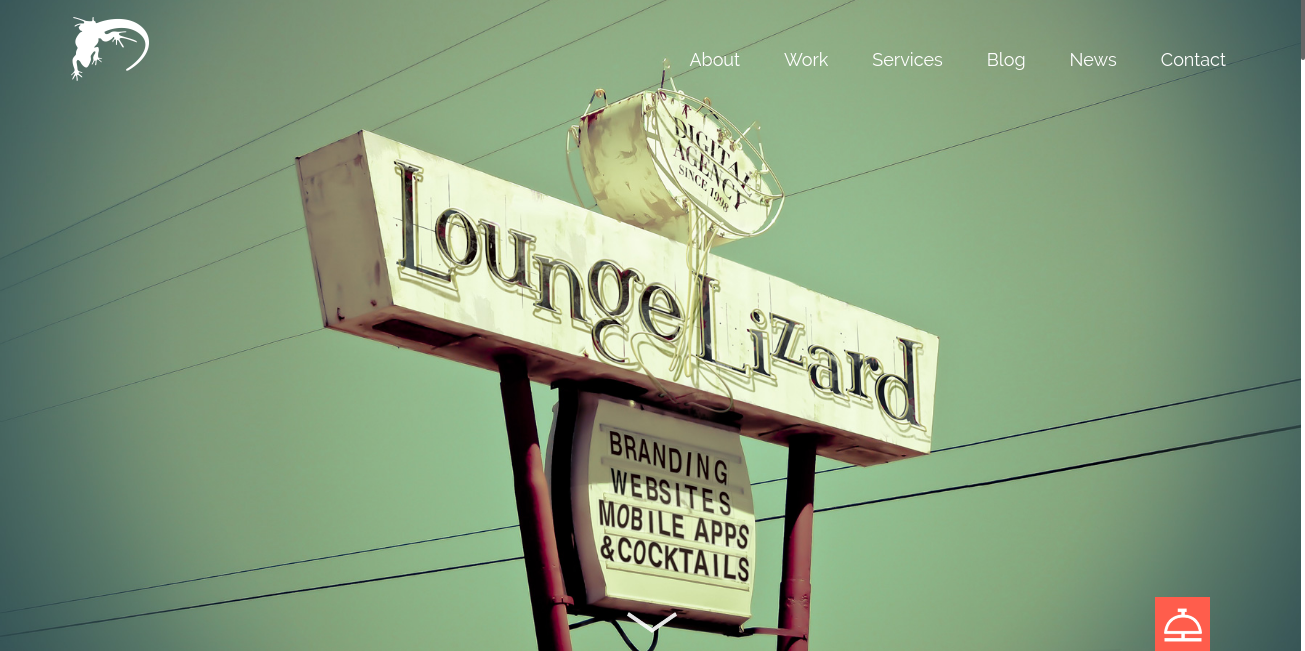 Lounge Lizard Website & Design Portfolio