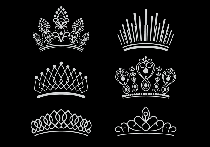 Luxurious Pageant Crowns