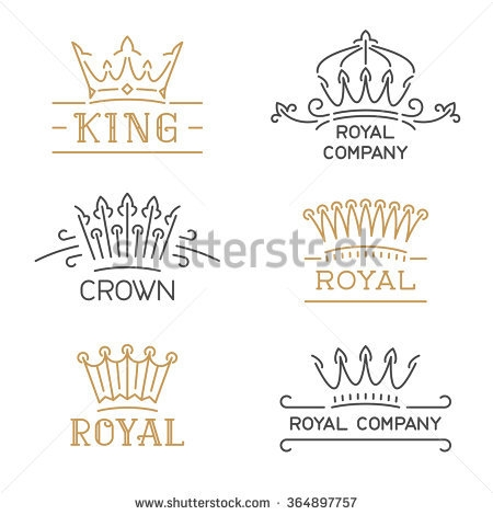 Luxurious Royal Crowns