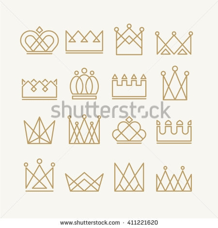Minimal & Geometric Crowns