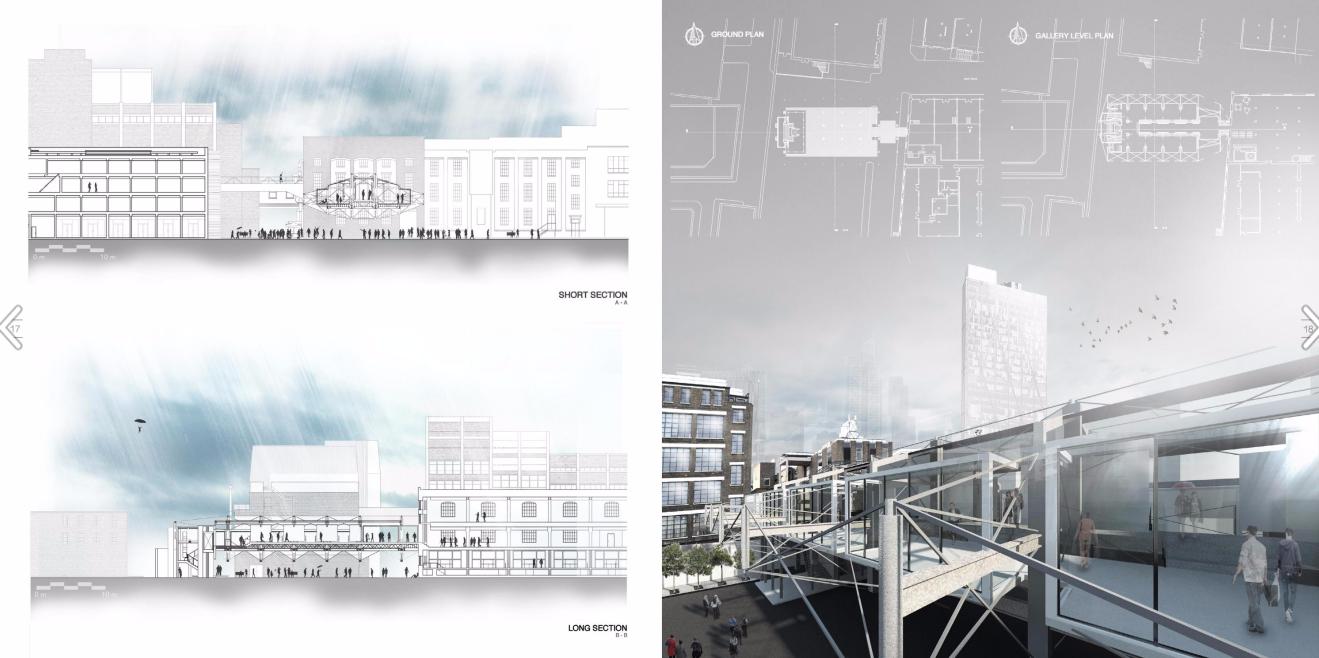 Benoit Maranda Architecture Portfolio