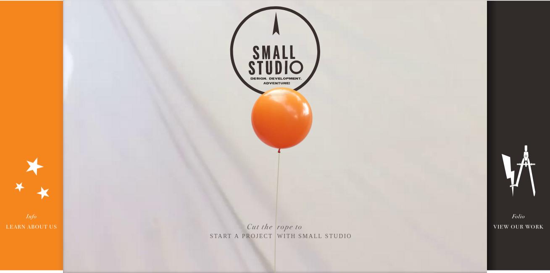 Small Studio Website & Design Portfolio