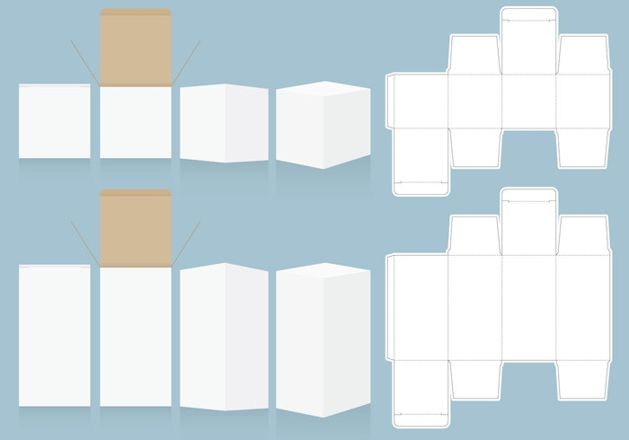 Square _ Rectangle Box Templates