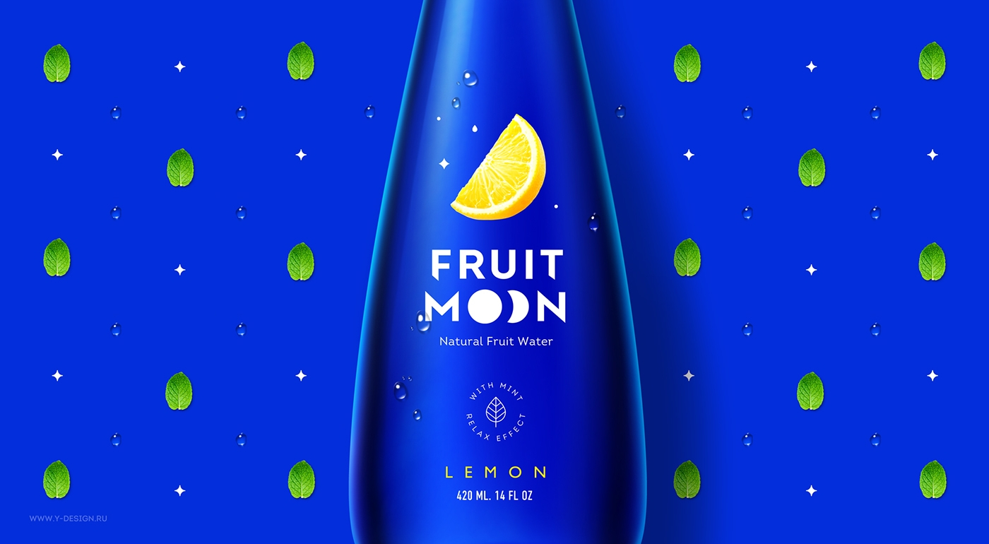 Fruit Moon Branding and Packaging