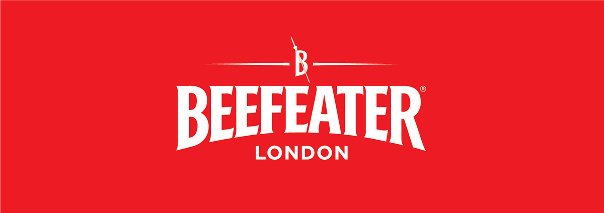 Beefeater London Branding