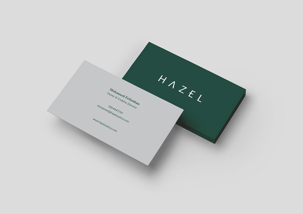 green Hazel Branding