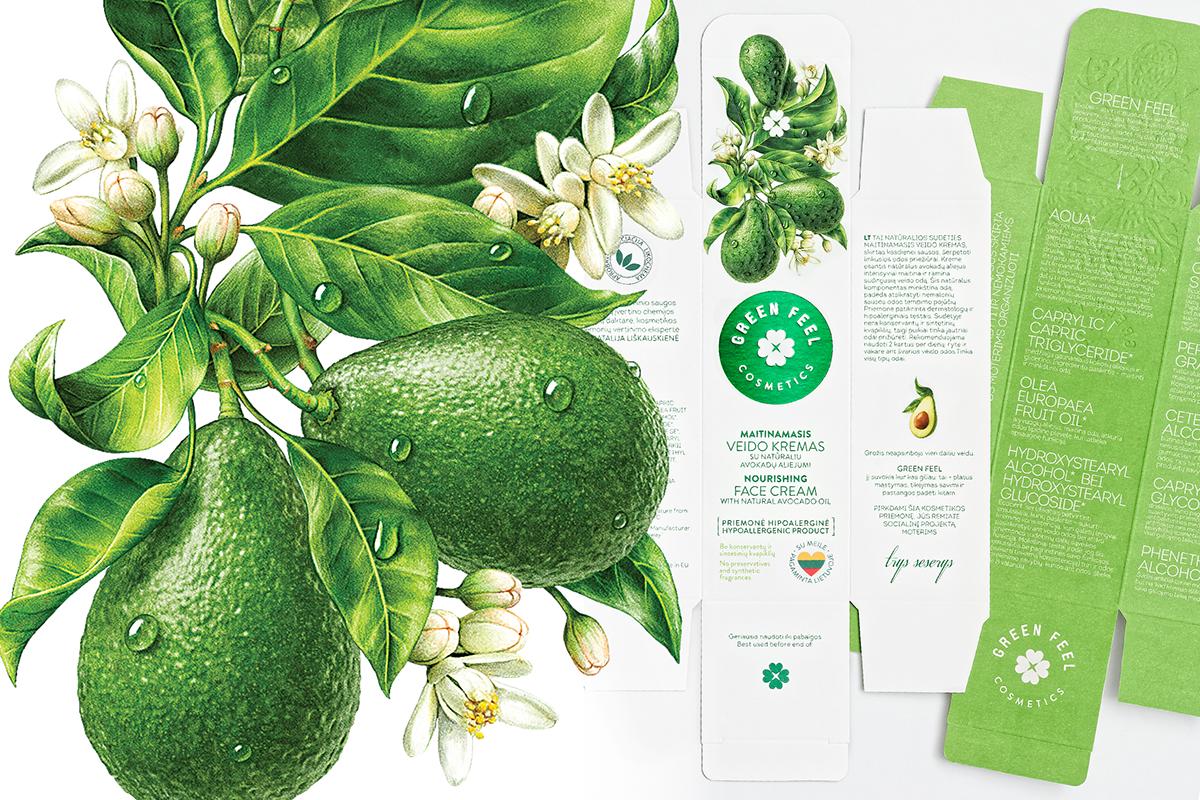 Green Feel Branding