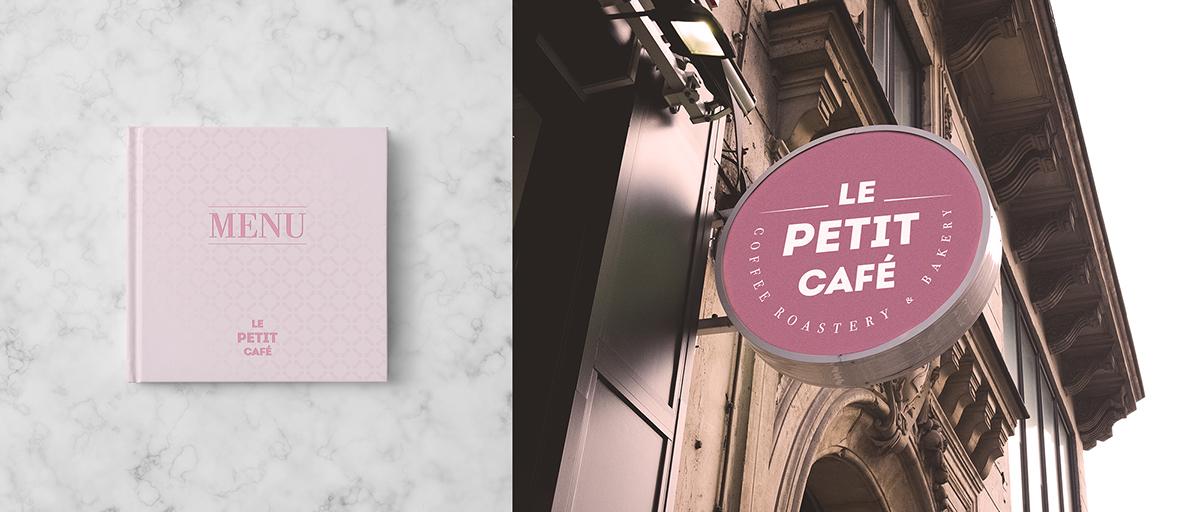 Le Petit Cafe Branding