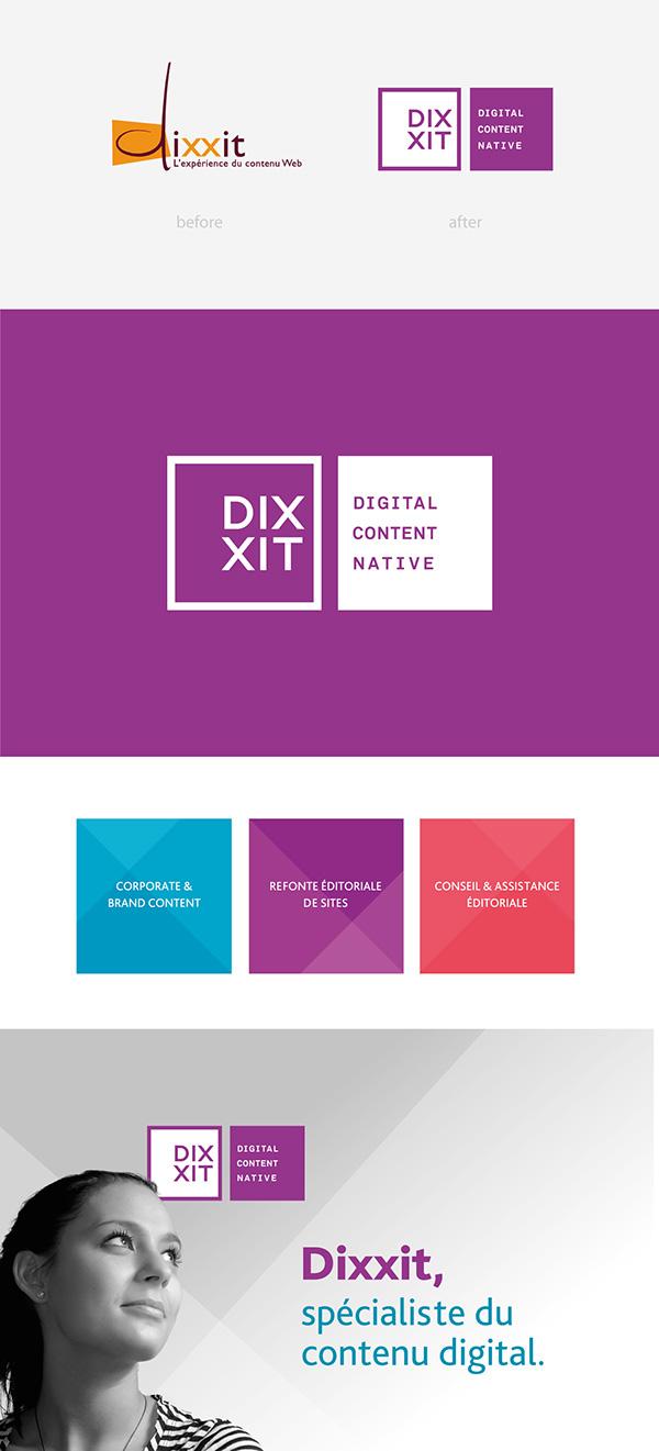 DIXIT Branding