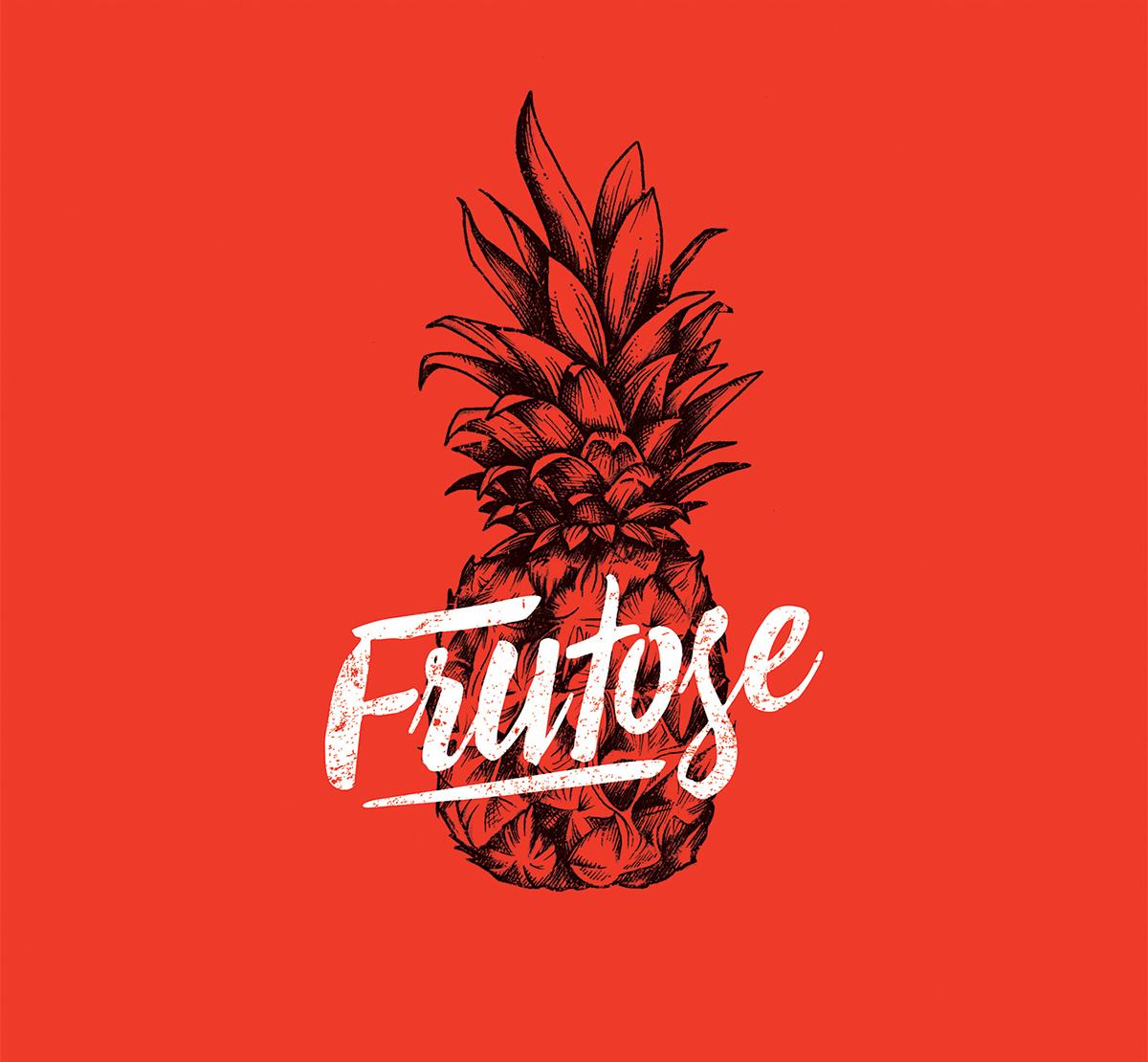 Frutose Branding