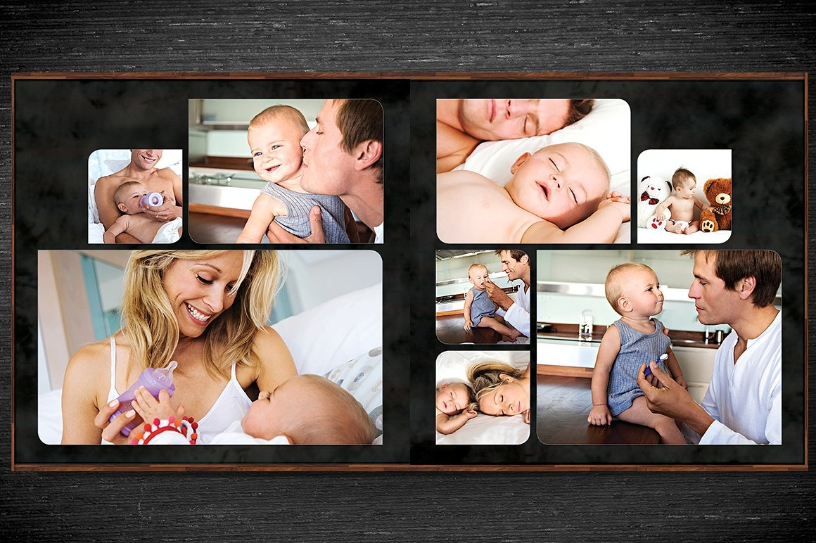 Family Photobook Template