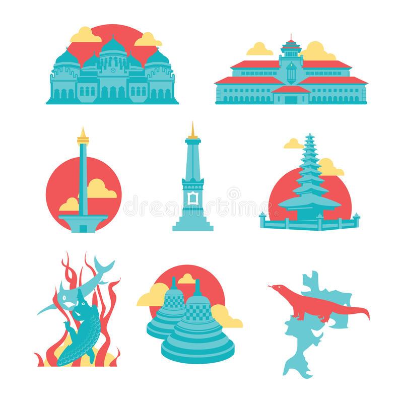 Indonesia's Famous Landmark Icon