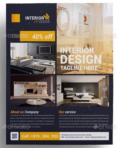 Interior-Design-Flyer