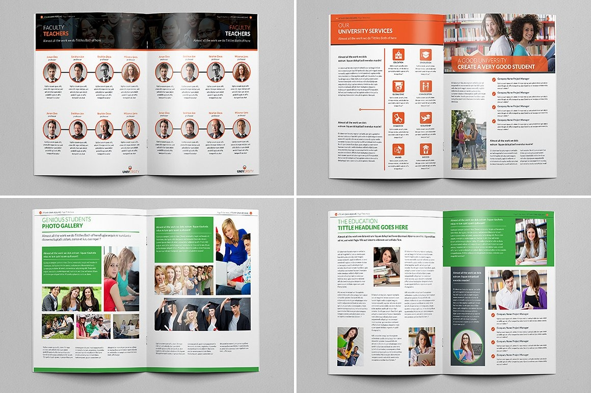 University Prospectus Magazine (Pages 9-16)