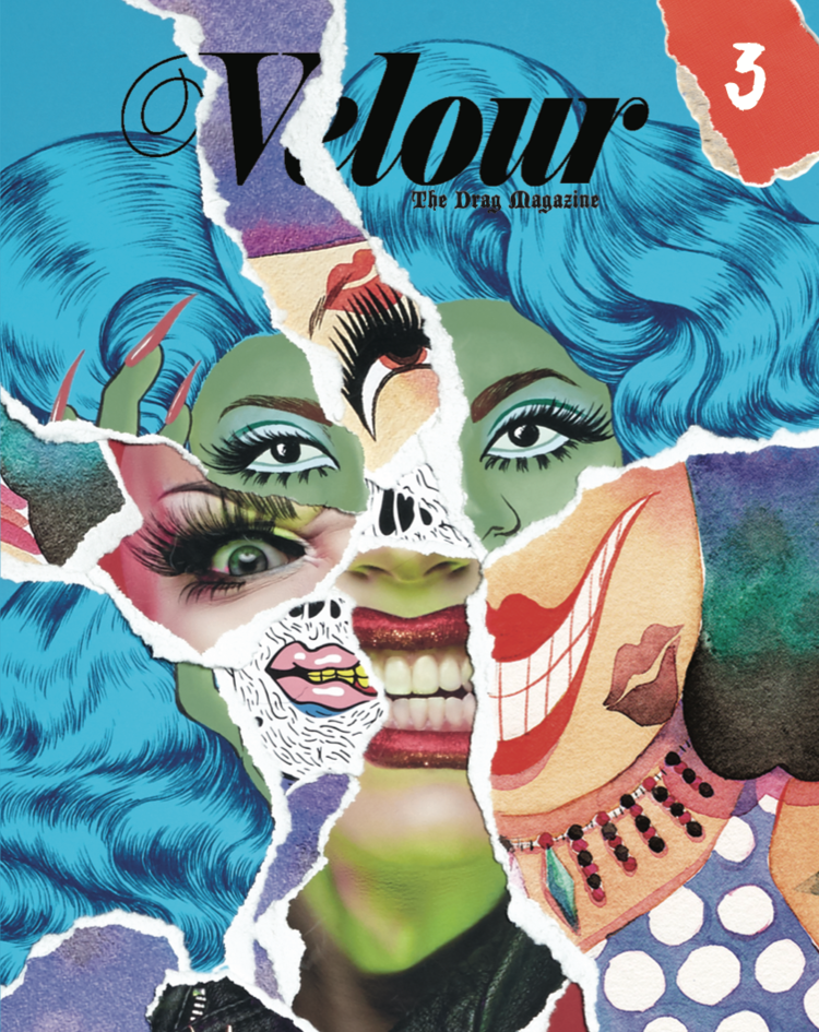 Velour: The Drag Magazine