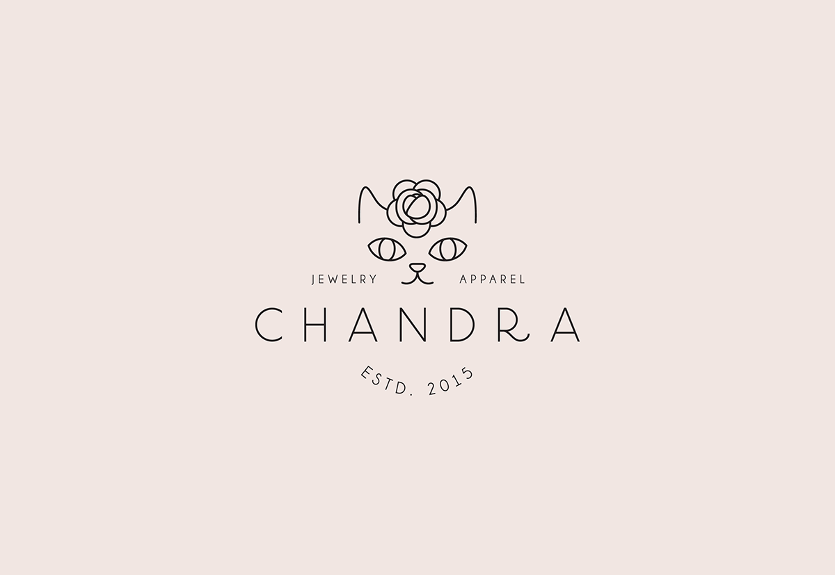Chandra Personal Branding & Packaging Applicartions